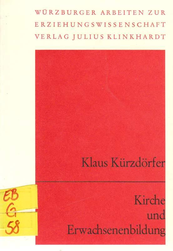 kirchen raum paedagogik - ZVAB