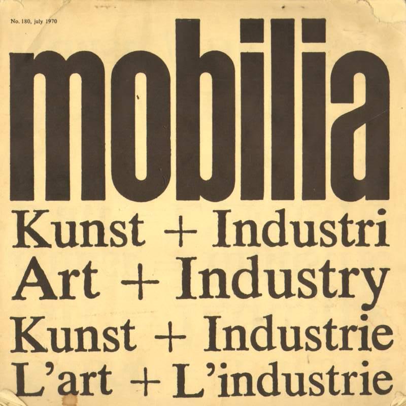 Mobilia zvab for Mobilia 1970