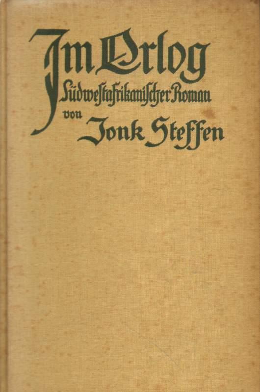 Im Orlog.: Steffen, Jonk: