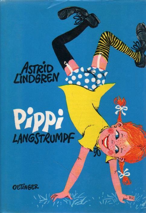 Pippi Langstrumpf.: Lindgren, strid: