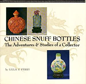 Chinese Snuff Bottles.