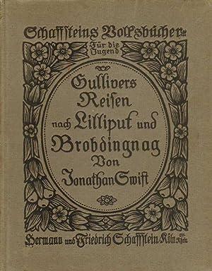 Gullivers Reisen nach Liliput und Brobdingnag.: Swift, Jonathan: