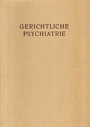 Gerichtliche Psychiatrie.: Wyrsch, Jakob: