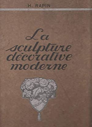 La sculpture décorative moderne.