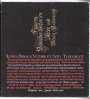 Icones Biblicae Veteris et Novi Testamenti -: Küsel, Melchior: