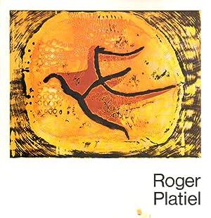 Roger Platiel. 1934 - 1978. Das druckgraphische: Platiel, Roger: