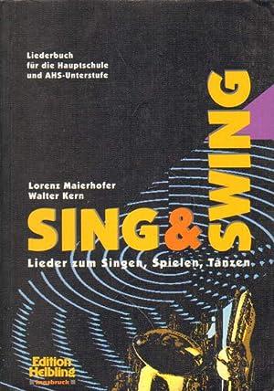 Sing & Swing.: Maierhofer, Lorenz und