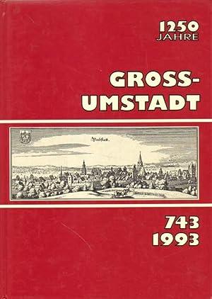 1250 Jahre Groß-Umstadt. 743 - 1993.