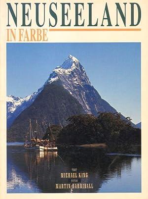Neuseeland in Farbe.: King, Michael und