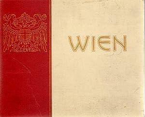 Wien. Eine Auswahl von Stadtbildern.