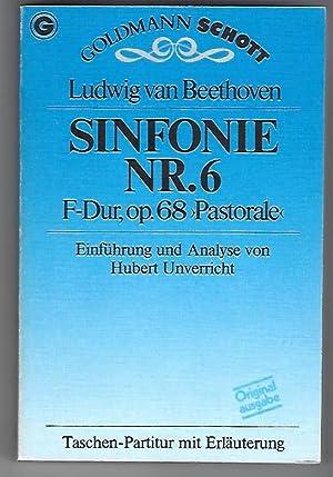 """Sinfonie Nr. 6. F-Dur, Op. 68 """"Pastorale"""": Beethoven, Ludwig van:"""