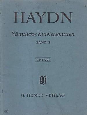 1 Bleistift mit Musikmotiv Haydn J Urtext - Sämtliche Klaviersonaten Band 2