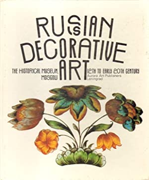 Russian Decorative Art.