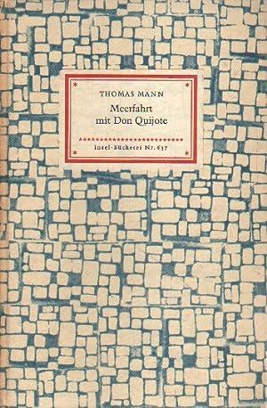 Meerfahrt mit Don Quijote.: Mann, Thomas: