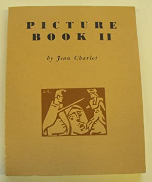 Picture Book II: 32 Original Lithographs and Captions: Charlot Jean; Kistler, Lynton R.
