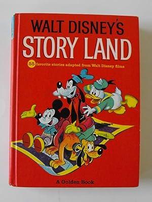 Walt Disney's Story Land: 55 Favorite Stories