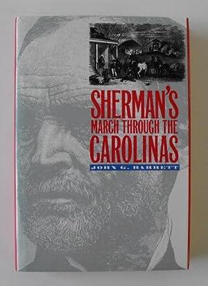 Sherman's March Through the Carolinas: Barrett, John G.