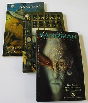 The World of the Sandman Three Volume: Gaiman, Neil
