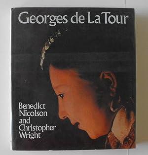 Georges De La Tour: Nicholson, Benedict; Wright, Christopher