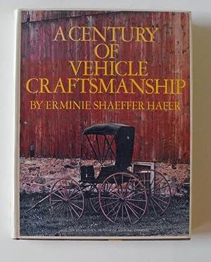 A Century of Vehicle Craftsmanship: Hafer, Erminie Shaeffer