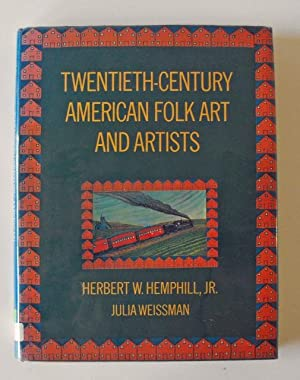 Twentieth-Century American Folk Art and Artists: Hemphill, Herbert W.
