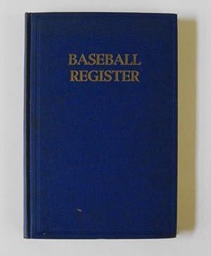 Baseball Register 1940: Spink, J. G. Taylor