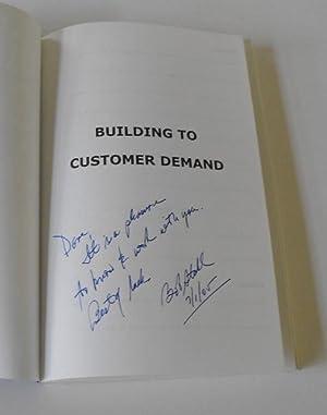 Building to Customer Demand: Thomas F. Wallace; Robert A. Stahl