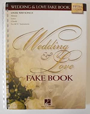 Wedding & Love Fake Book