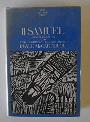 II Samuel, Vol. 9: McCarter, P Kyle