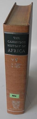 The Cambridge History of Africa: Volume 5: c. 1790 to c. 1870
