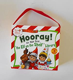 "Elf on the Shelf Scout Elves Present: Hooray! It's Your First ""the Elf on the Shelf"" ..."