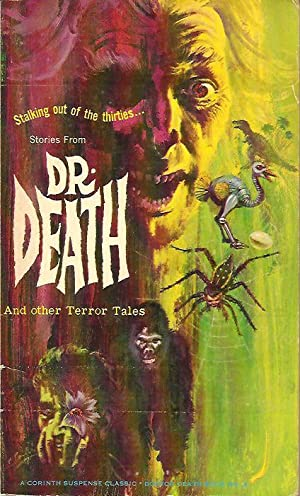 Stories From Doctor Death and Other Terror Tales: Jon Hanlon (editor)