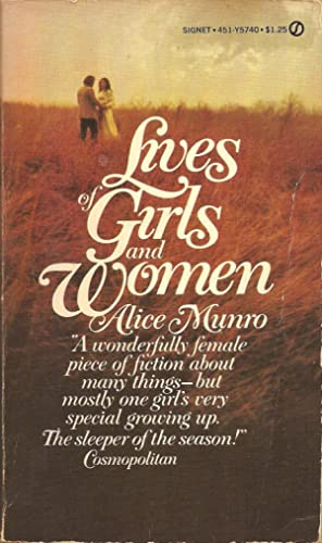 Lives of Girls and Women: Alice Munro
