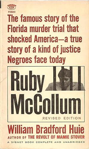 Ruby McCollum: William Bradford Huie