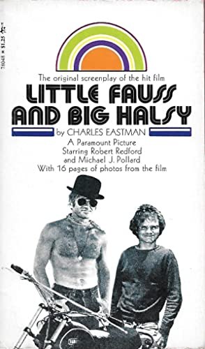Little Fauss and Big Halsy: Charles Eastman