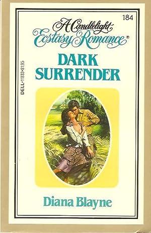 Dark Surrender: Diana Blayne