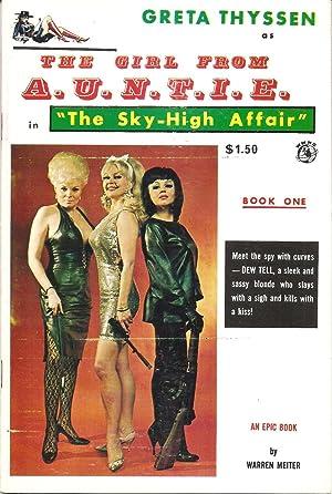 The Girl from A.U.N.T.I.E: The Sky-High Affair Book One: Warren Meiter