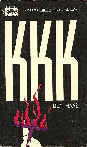 KKK: Ben Haas