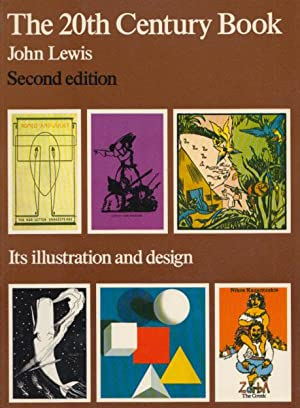 The 20th Century Book. Its illustration and design. Mit zahlr. s/w u. farb. Abb.