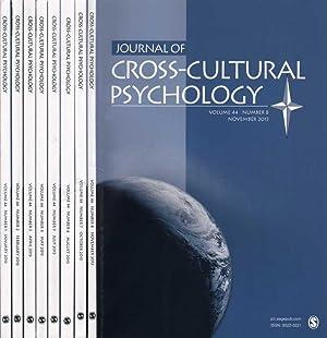 Journal of Cross-Cultural Psychology. Volume 44, Number: Best (Ed.), Deborah