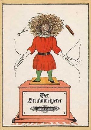 Der Struwwelpeter oder lustige Geschichten und drollige: Hoffmann, Heinrich (Text)