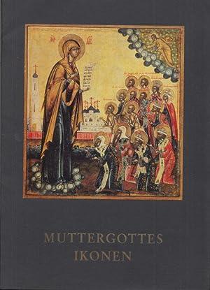 Muttergottes Ikonen. 20 farb. Bilder montiert auf: Rothemund, Boris (Text):