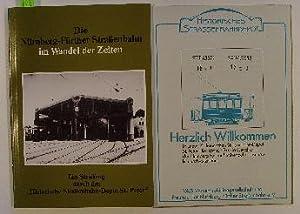 DIE NÜRNBERG-FÜRTHER STRASSENBAHN / BEILAGE - 3: Strassenbahn / Scherer