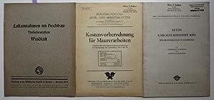 LASTANNAHMEN IM HOCHBAU - VERKEHRSLASTEN - WINDLAST: Meyer, Gustav (Hrsg.)