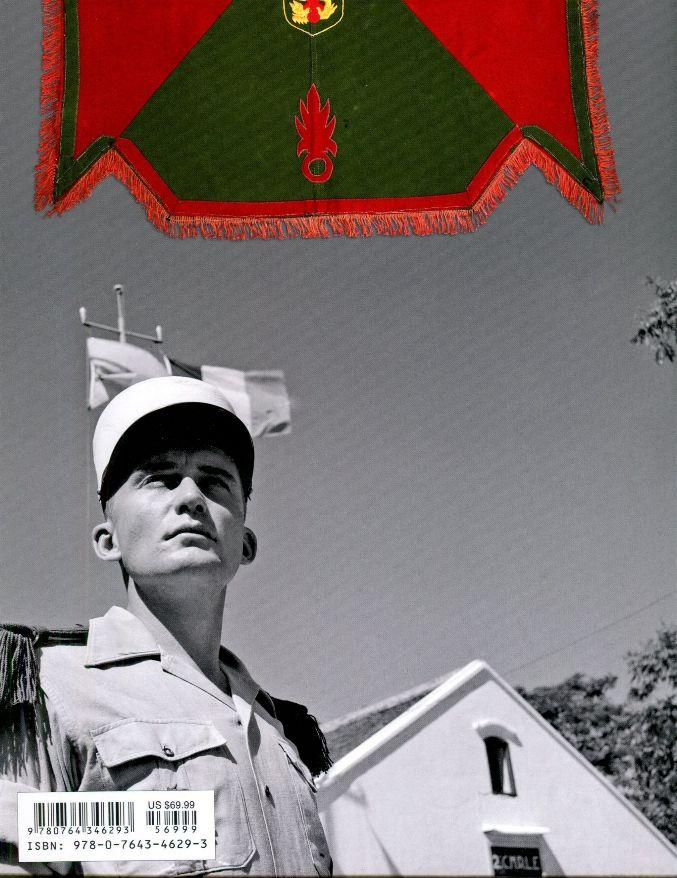 The French Foreign Legion In Indochina 1946 1956 History Uniforms
