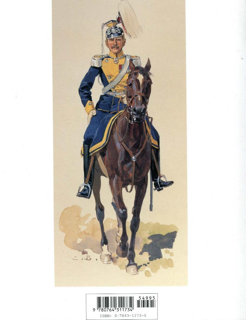 The Kaiser's Army in Color : Uniforms of the