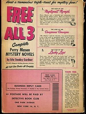 Ellery Queen's Mystery Magazine February 1950: Queen, Ellery