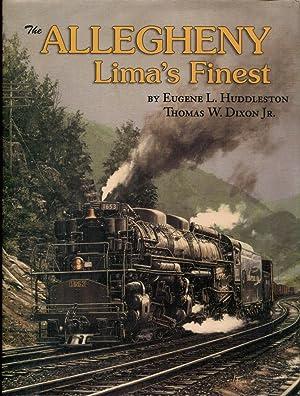 The Allegheny - Lima's Finest: Huddleston, Eugene L.