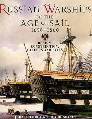Russian Warships in the Age of Sail: Tredrea, John ;