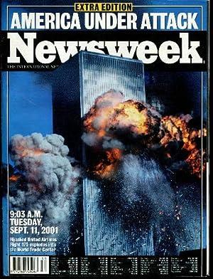 American Under Attack (Newsweek Extra Edition): Newsweek Magazine